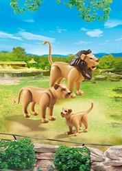 Playmobil  Wild life Leeuwenfamilie 6642