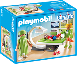 Playmobil City Life  - Röntgenkamer  6659