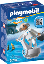 Playmobil Super 4 Dr. X 6690