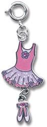 Charm It  sieraden bedeltje ballerina jurk