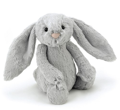 Jellycat Bashful Silver Bunny Large 36cm
