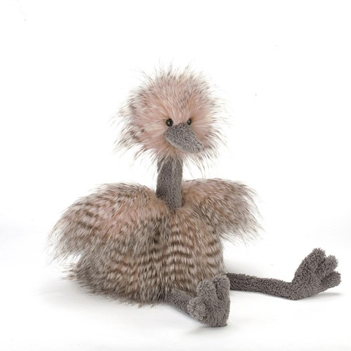 Jellycat Odette Struisvogel