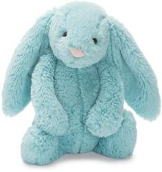 Jellycat Bashful Aqua Bunny Medium - 31cm