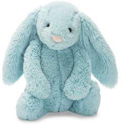 Jellycat Bashful Aqua Bunny Small - 18cm