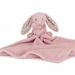 Jellycat Blossom Tulip Bunny Soother - 34cm
