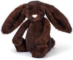 Jellycat knuffel Bashful Walnut Bunny Medium 31cm