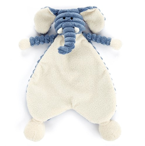 Jellycat Cordy Roy Baby Olifant Soother
