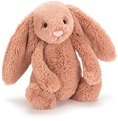 Jellycat knuffel Bashful bunny apricot small 18cm