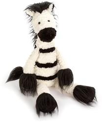 Jellycat knuffel Dainty Zebra 47cm