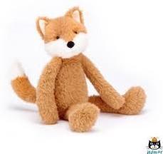 Jellycat - Knuffels - Sweetie Fox 30 cm