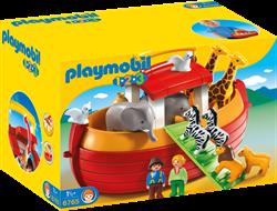 Playmobil 1.2.3 - Meeneem Ark van Noach 6765