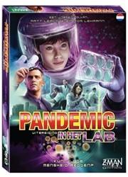 Z-man games coörperatief bordspel Pandemic In Het Lab