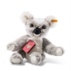 Steiff knuffel Around the world bears Sammy, the globetrotting koala, grey/white 36 cm