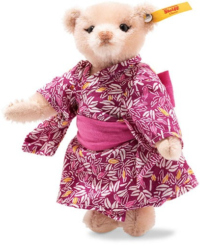 Steiff Great Escapes Teddybeer Tokyo in cadeauverpakking