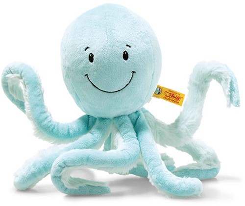 Steiff Soft Cuddly Friends Ockto octopus, turquoise