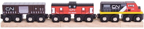 Bigjigs CN Train