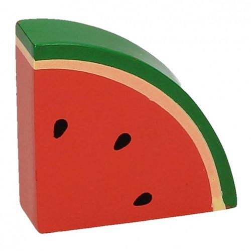 Bigjigs Speelgoed Fruit Watermeloen