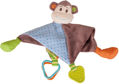 Bigjigs Cheeky Monkey Comforter