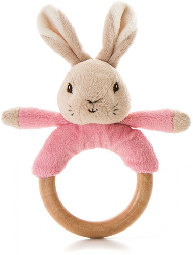 Bigjigs Bella Ring Rattle (4)