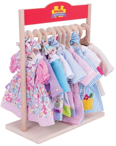 Bigjigs Dolls Fashion Stand ONLY