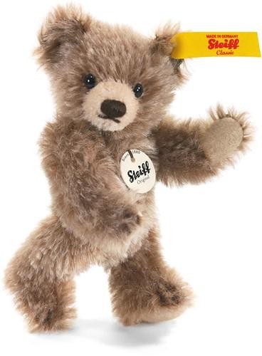 Steiff Mini Teddy bear, brown tipped