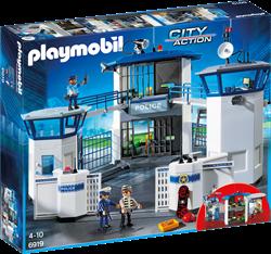 Playmobil City Action - Politiebureau met gevangenis  6919