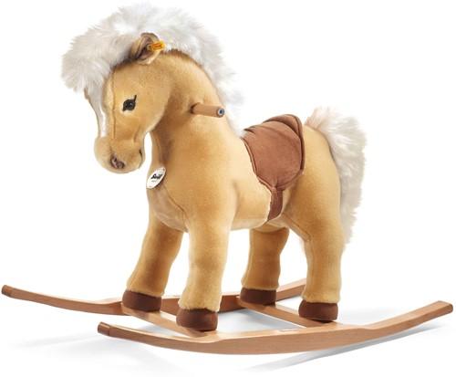 Steiff Franzi riding pony, blond - 70cm