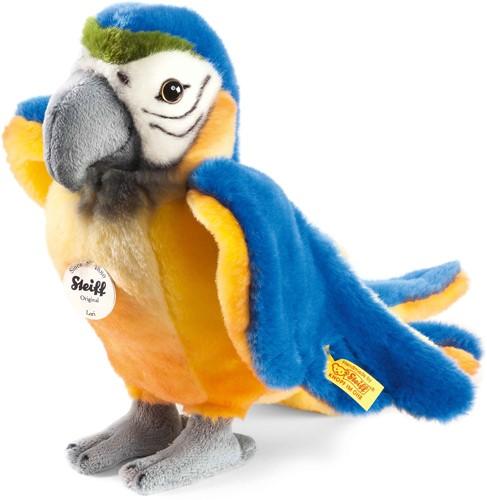 Steiff National Geographic papegaai Lori
