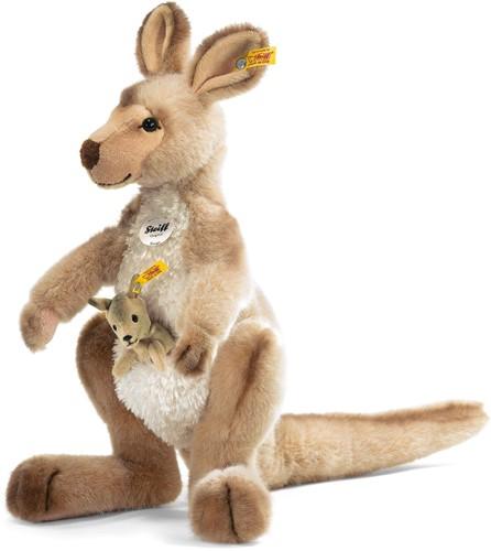 Steiff Kango kangaroo with baby