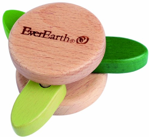 EverEarth Leaf  Rattle