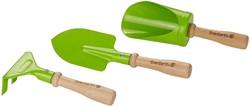 EverEarth kinder tuinspullen drie-delig tuin handset