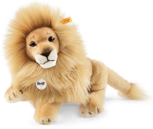 Steiff knuffel Leo dangling lion, blond - 34cm