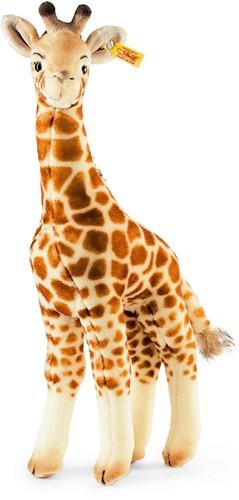 Steiff Bendy giraffe, beige/brown - 45cm