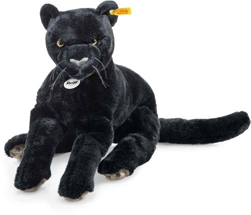 Steiff Nero dangling panther, black