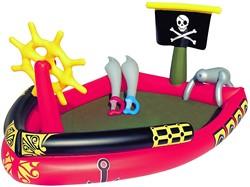 Planet Happy  waterspeelgoed Piratenpool 190x140x96cm