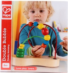Hape leerspel Double Bubble