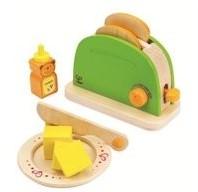Hape houten keuken accessoires Pop-Up Toaster