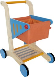 Hape houten keuken accessoires Shopping Cart