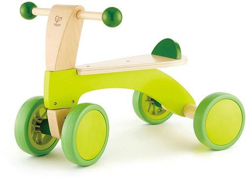 Hape Houten loopfiets Groen