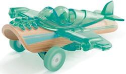 Hape bamboe speelvoertuig Petite Plane