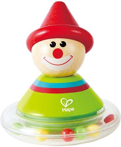 Hape Tuimelaar clown Ralph