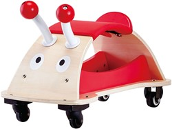 Hape houten loopauto Bug About