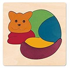 Hape Rainbow Cat