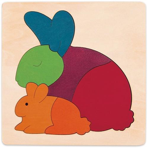 Hape Rainbow Rabbit