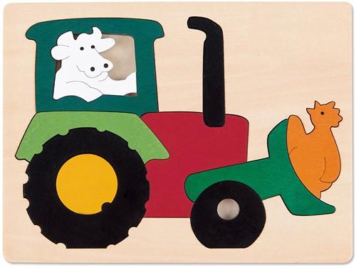 Hape Tractor