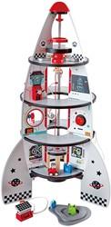 Hape speelvoertuig Four-Stage Rocket Ship