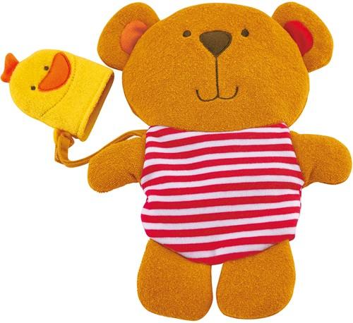 Hape Washandset Teddy en Eend
