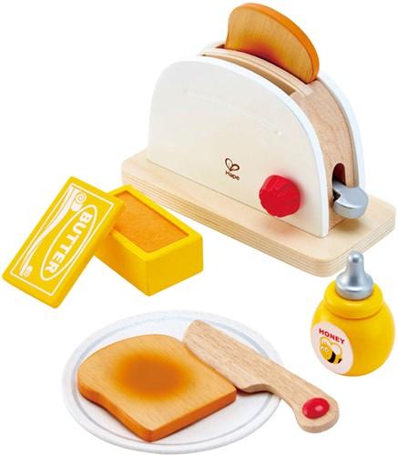 Hape houten keuken accessoires broodrooster