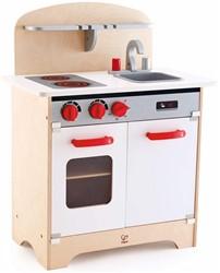 Hape houten keuken Gourmet wit