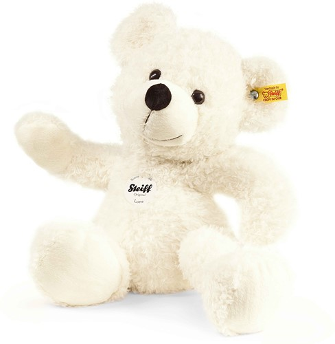Steiff Lotte Teddy bear, white
